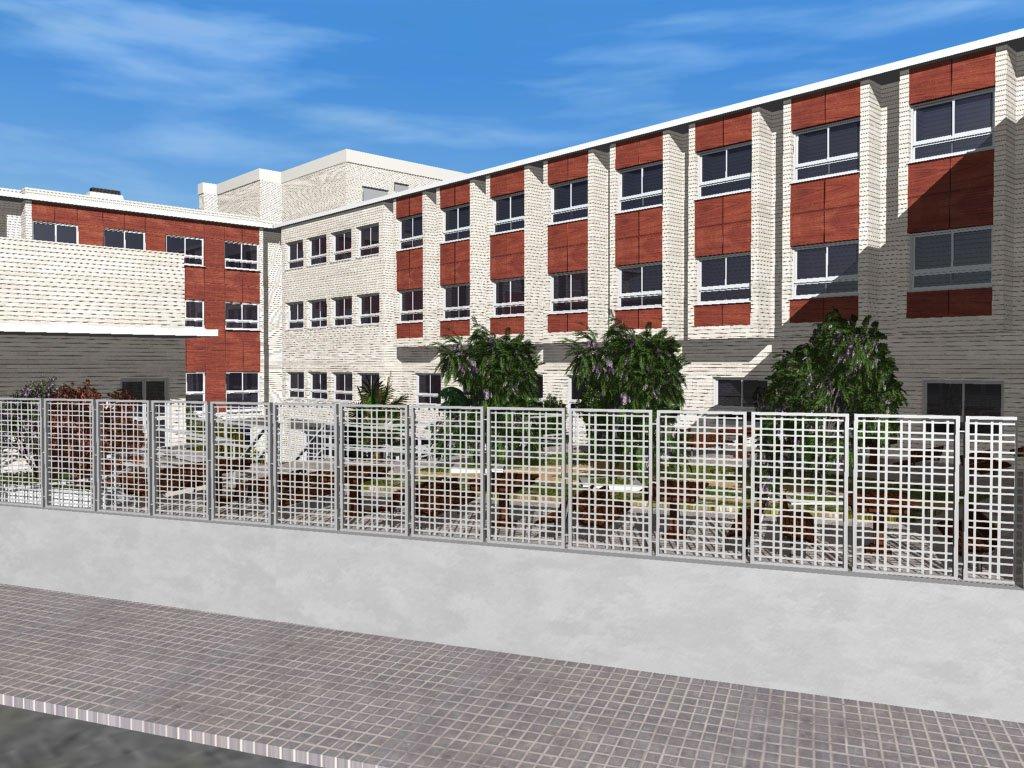 Residencia geri trica quavitae grupo s bt for Arquitectura geriatrica